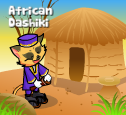 African Dashiki costumes