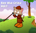 Boy Who Cried Wolf costumes