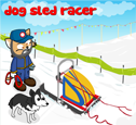 Dog Sled Racer costumes