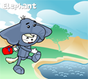Elephant costumes