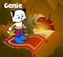 Genie costumes