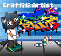 Graffiti Artist costumes