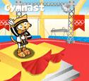 Gymnast costumes