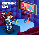 Karaoke Singer costumes