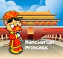 Manchurian Princess costumes