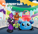 Masquerade Party costumes
