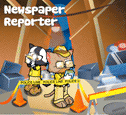 Newspaper Reporter costumes
