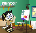 Painter costumes