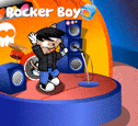 Rocker Boy costumes