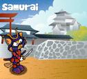 Samurai costumes
