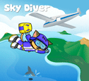 Skydiver costumes
