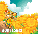 Sunflower costumes