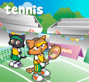 Tennis costumes