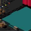 Backstage Background