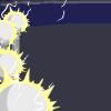 Lightning Storm Background