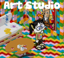 Art Studio playhouses
