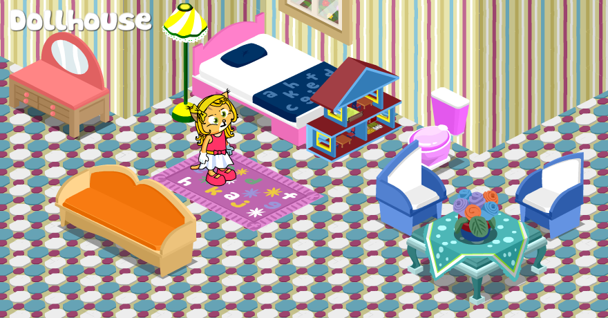 Dollhouse Playhouse