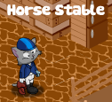 Horse Stable playhouses