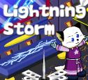 Lightning Storm playhouses