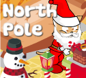North Pole playhouses