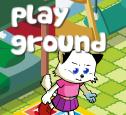 Playground playhouses