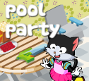 Pool Party playhouses