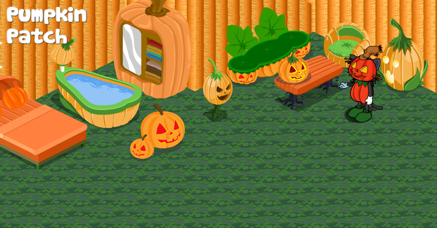 Pumpkin Patch Playhouse