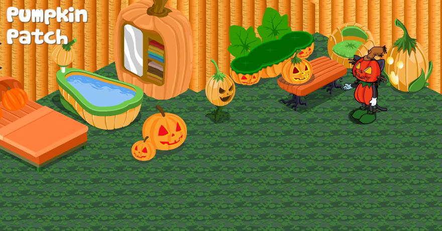 Pumpkin Patch Playhouse