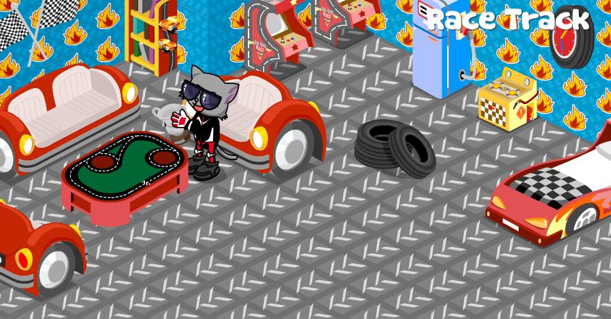 Race Track Playhouse