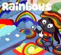 Rainbows playhouses