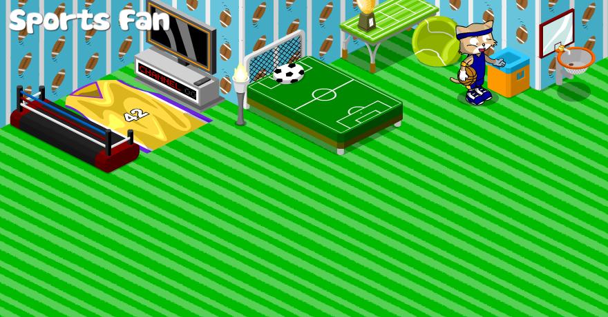 Sports Fan Playhouse