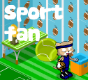 Sports Fan playhouses