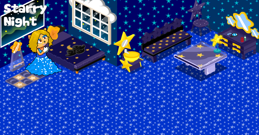 Starry Night Playhouse