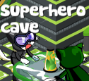 Superhero Cave playhouses