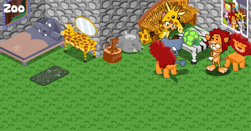 Zoo Playhouse