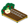 Apple Orchard Bed