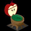 Apple Orchard Toilet