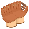Baseball Mitt Sofa