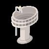 Coliseum Sink