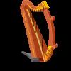 Dublin Harp