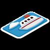 Ferry Boat Rug