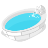 Igloo Bathtub