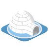 Igloo Sculpture