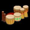 Jungle Drumkit
