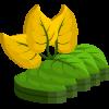 Jungle Leaf Sofa