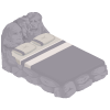 Mount Rushmore Bed