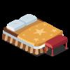 Movie Star Bed