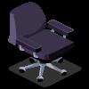 Movie Star Chair