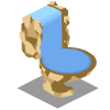 Niagara Falls Toilet