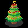 North Pole Christmas Tree